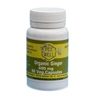 Organic Ginger Supplement